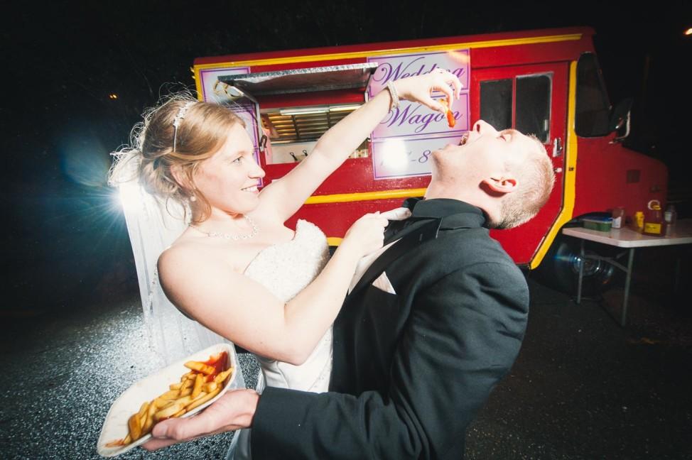 awesome daring halloween wedding headless bride newfoundland wedding original rainy wedding day spooky st. john's strobist wedding